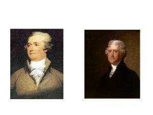 Alexander Hamilton Federalist Thomas Jefferson Republican Alexander Hamilton