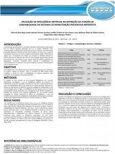 APLICAO DE INTELIGNCIA ARTIFICIAL NA DEFINIO DA FUNO