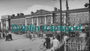 Dublin transport Dublin Airport DUB is located about