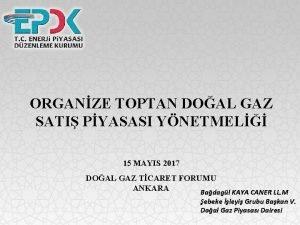 ORGANZE TOPTAN DOAL GAZ SATI PYASASI YNETMEL 15