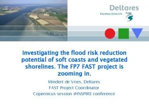 Investigating the flood risk reduction potential of soft