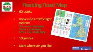 Reading Road Map 60 books Books use a