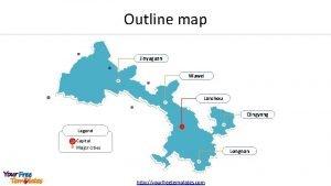 Outline map Jiayuguan Wuwei Lanzhou Qingyang Legend Capital