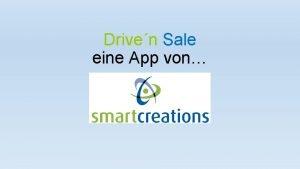 Driven Sale eine App von Driven Sale eine