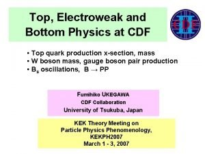 Top Electroweak and Bottom Physics at CDF Top