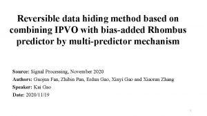 Reversible data hiding method based on combining IPVO