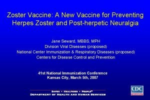 Zoster Vaccine A New Vaccine for Preventing Herpes