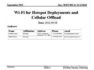 September 2012 doc IEEE 802 11 121126 r