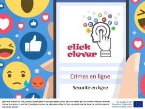 Crimes en ligne Scurit en ligne Crimes en