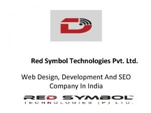 Red Symbol Technologies Pvt Ltd Web Design Development