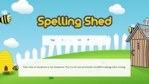 Stage 5 List 28 These words are homophones