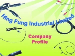 Company Profile Profile Our company is a manufacturer
