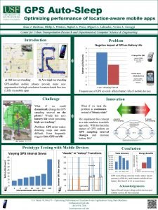 GPS AutoSleep Optimizing performance of locationaware mobile apps