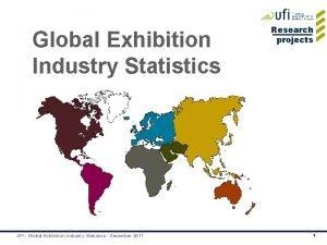 Global Exhibition Industry Statistics UFI Global Exhibition Industry