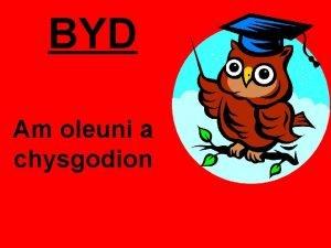 BYD Am oleuni a chysgodion Defnyddiau tryloyw tryleu