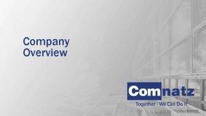Company Overview Complete Building Management System BMS Management