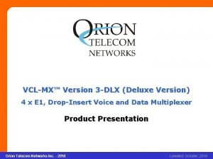 VCLMX Version 3 DLX Deluxe Version 4 x
