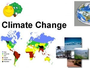 Climate Change Agree or Disagree 1 Climate is