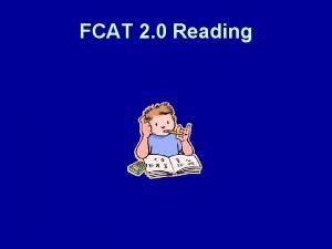 FCAT 2 0 Reading Length and Number of