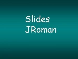 Slides JRoman LISTA DE DESEJOS FEMININOS Observe que