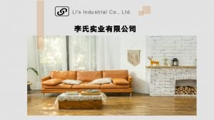Lis Industrial Co Ltd Lis Industrial Co Ltd