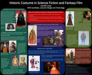 Historic Costume in Science Fiction and Fantasy Film