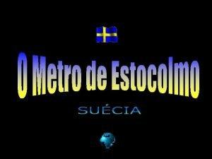 O metro de Estocolmo considerado como a galeria