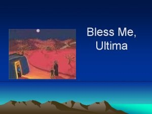 Bless Me Ultima Themes Loss of innocence Tradition