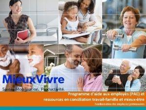 Programme daide aux employs PAE et ressources en