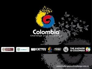 COLOMBIA CHALLENGE YOUR KNOWLEDGE Colombia Challenge Your Knowledge