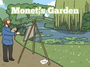 Oscar Claude Monet was a French painter born