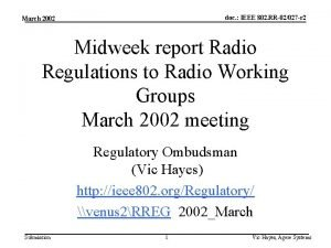 doc IEEE 802 RR02027 r 2 March 2002