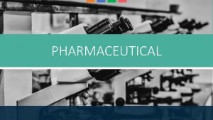 PHARMACEUTICAL PHARMACEUTICAL Type your dieses diagnostics results research