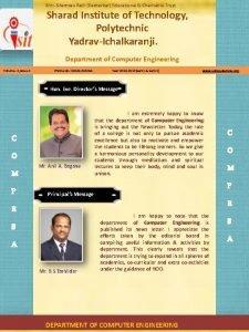 Shri Shamrao Patil Yadravkar Educational Charitable Trust Sharad
