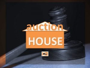 auction HOUSE Play auction HOUSE Rules of Play