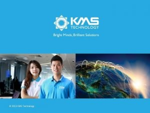 2013 KMS Technology STRENGTHSBASED DEVELOPMENT PA SEMINAR SOFTWARE