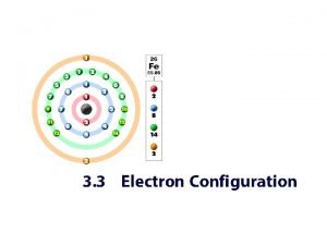 Characteristics of Atoms Atoms are composed of protons