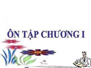 TIT 20 N TP CHNG I TIT 1