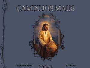 Paulo Roberto Barbosa Paulo Roberto Sondame Deus e