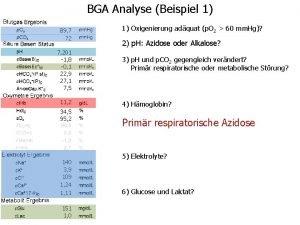 BGA Analyse Beispiel 1 89 7 72 7