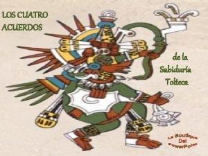 LOS CUATRO ACUERDOS de la Sabidura Tolteca 1