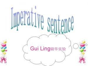 Gui Ling Left right left right Left left