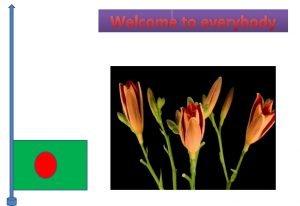 Welcome to everybody Teachers Identification Biplob kumar das