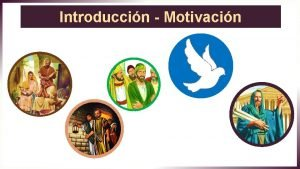 Introduccin Motivacin Leccin 10 III Trimestre EL TERCER