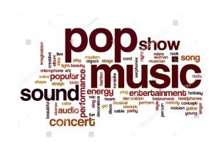 Popular Music The term Popular Music refers to