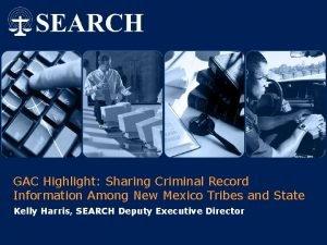 GAC Highlight Sharing Criminal Record Information Among New