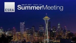 Chairmans Welcome Dan Puterbaugh Adobe ESRA 2017 Legal
