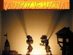 KARAGZ ve HACVAT LE LGL SYLENCELER l Hac