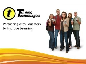 Partnering with Educators to Improve Learning Lauren Kovach