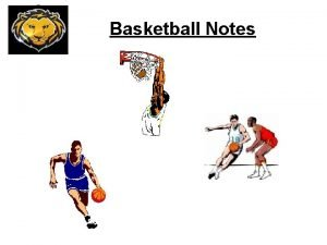 Basketball Notes Basketball Notes Basketball was invented in